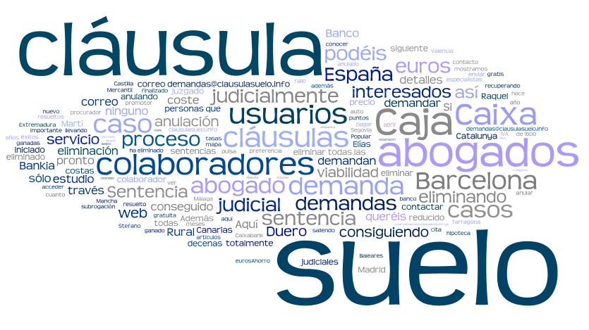 Castro y martinez for Sentencia clausula suelo 2016
